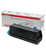 Toner - OKI C310 C330 C510 C530 MC351 MC361 MC561 - Cian - 2K