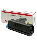 Toner - OKI C510 / C511 / C530 / C531 / MC561 / MC562 - Amarillo 5K
