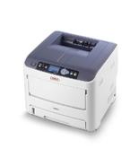 Impresora OKI C610DTN