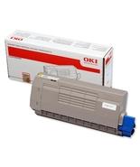 Toner - OKI C711 Amarillo - 115K