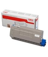 Toner - OKI C711 Cían - 115K