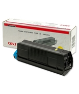 Toner - OKI C310 C330 C510 C530 MC351 MC361 MC561 - Amarillo - 2K