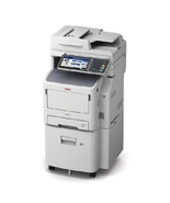 Impresora Oki MB760dnFAX