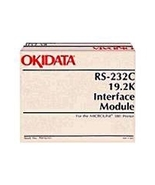 Interface serie RS232 - OKI ML280